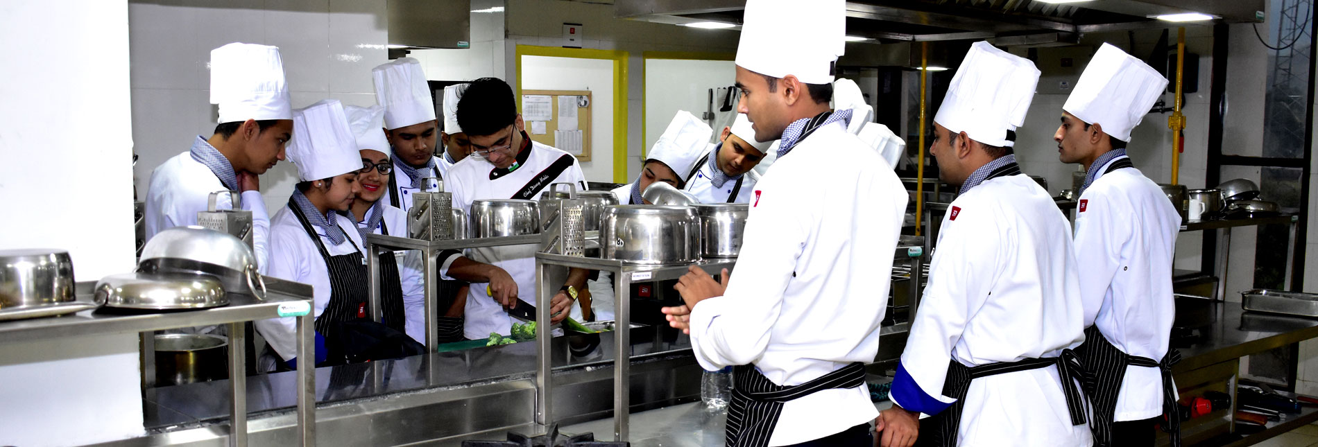 3-YEAR B  Sc in HOSPITALITY & HOTEL ADMINISTRATION